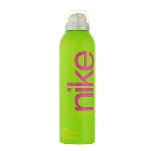 Nike Green EDT Deodorant Spray For Women, 200 ml