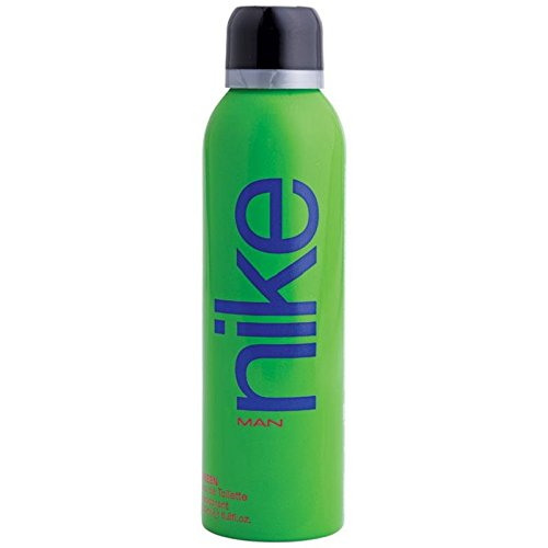 Nike Green EDT Deodorant Spray For Men, 200 ml