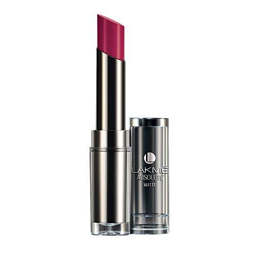 Lakme Absolute Matte Lipstick CL Crimson Touch