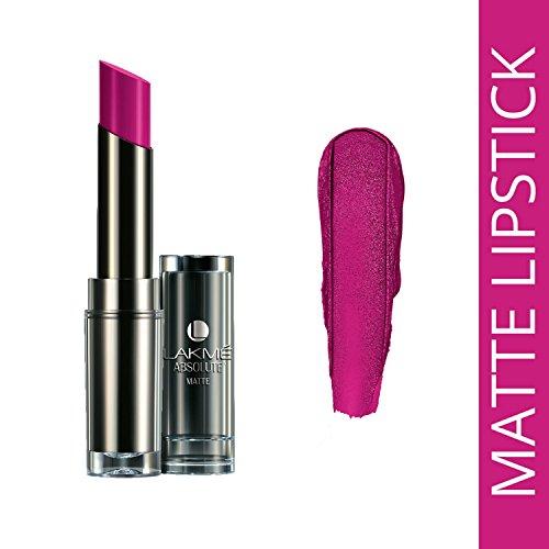 Lakme Pink Glam Absolute Matte Lipstick