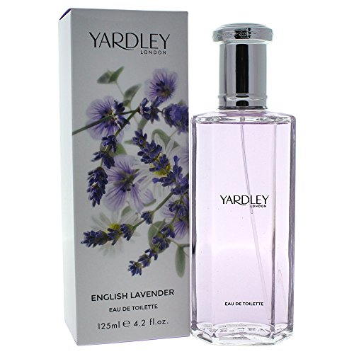 Yardley London English Lavender EDT For Women, 125 ml