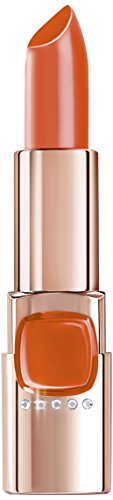 Loreal Paris Matte Swarovski Crystals Lipstick C511, Orange Power