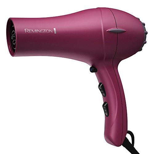 Remington AC2015C T Studio Silk AC Professional Hair Dryer, Pink
