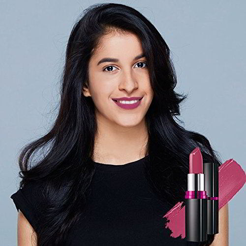 Maybelline Color Show Lipstick, Earthly Plum 412