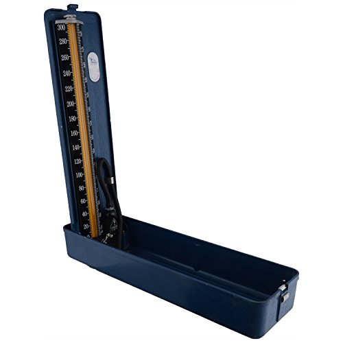 Dr Gene Desk Mercury Sphygmomanometer