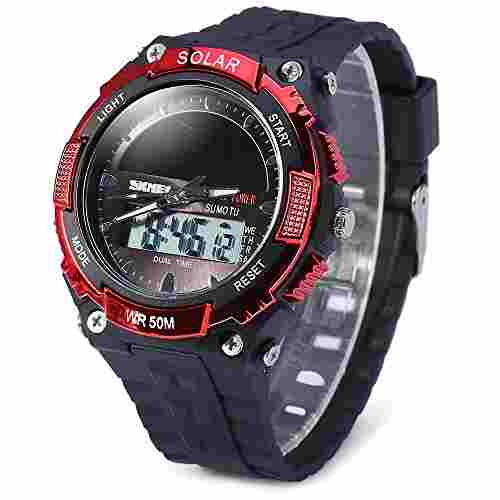 Skmei 1131 Analog Digital Watch