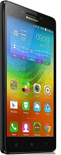 Lenovo A6000 8GB Black Mobile