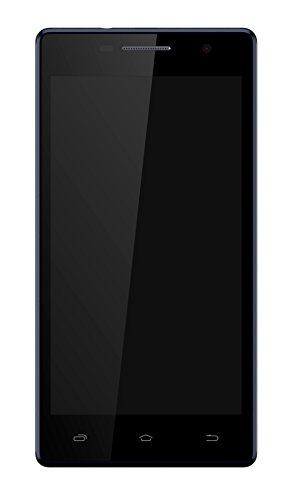Intex Aqua Desire HD 8GB Black Mobile