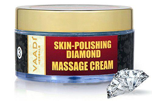 Vaadi Herbals Skin Polishing Diamond Massage Cream (50gm)