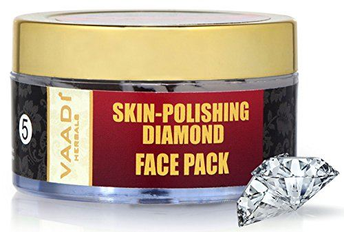 Vaadi Herbals Skin Polishing Diamond Face Pack (70gm)