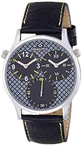 Maxima 30602LMGI Attivo Analog Watch (30602LMGI)