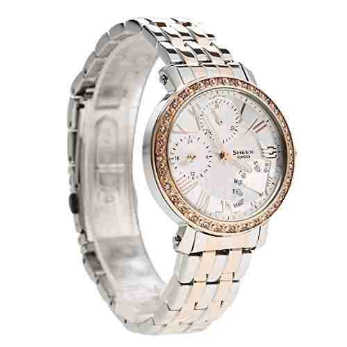 Casio Sheen SX144 Analog Watch (SX144)