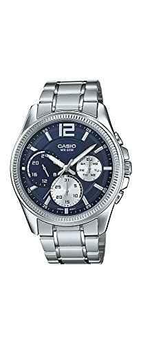 Casio Enticer MTP-E305D-2AVDF(A992) Analog Black Dial Women's Watch (MTP-E305D-2AVDF(A992))