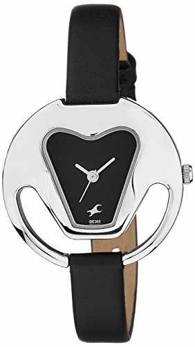 Fastrack 6103SL02C Analog Black Dial Women's Watch
