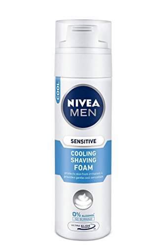 Nivea MEN Sensitive Cooling Shaving Foam 200ml