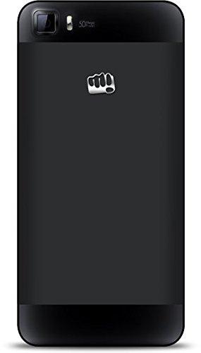 Micromax Canvas Fire 3 A096 (Micromax A096) 8GB Black Mobile