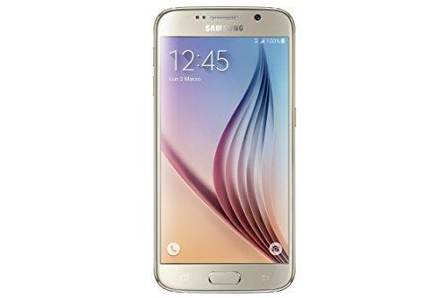 Samsung Galaxy S6 32GB Gold Platinum Mobile