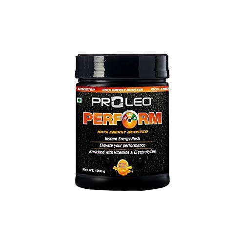 Proleo Perform Energy Drink (1Kg, Orange)