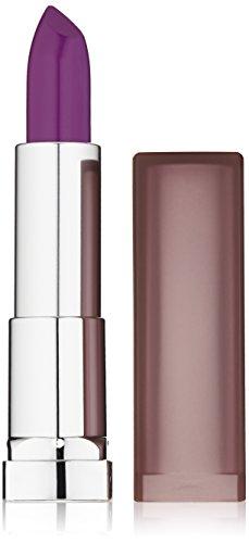 Maybelline New York Color Sensational Creamy Matte Lipstick  Vibrant Violet