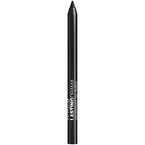 Maybelline New York Lasting Drama Gel Liner, Sleek Onyx, 1.1g