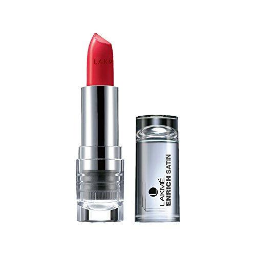 Lakme Enrich Satin Lipstick, P158