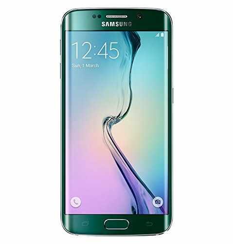 Samsung Galaxy S6 Edge 32GB Emerald Green Mobile