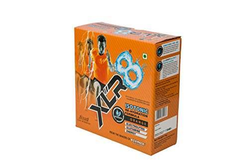 Six Pack Nutrition XLR8 Isotonic (1Kg, Orange)