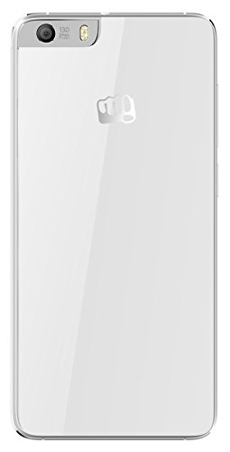 Micromax Canvas Knight 2 E471 (Micromax E471) 16GB White-Silver Mobile