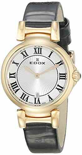 Edox 53005 3M AIN Delfin Analog Watch
