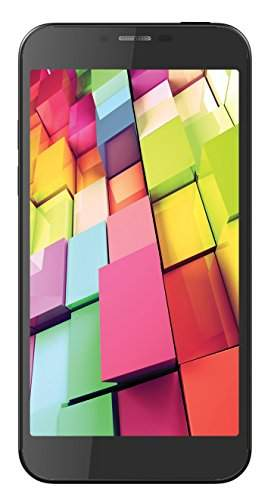 Intex Aqua 4G+ 16GB Black Mobile