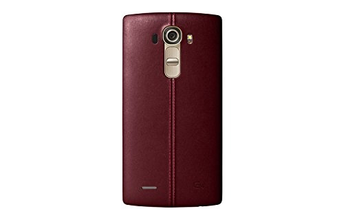 LG G4 Leather 32GB Red Mobile