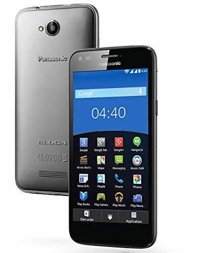 Panasonic Eluga S Mini 8GB Grey Mobile