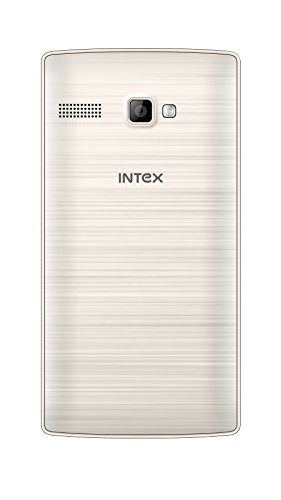 Intex Aqua 3G Strong 512MB Champagne Mobile