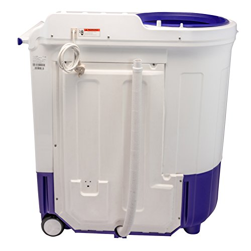 Whirlpool 7.5Kg Semi Automatic Washing Machine (Ace 7.5 Trb Dry (N)