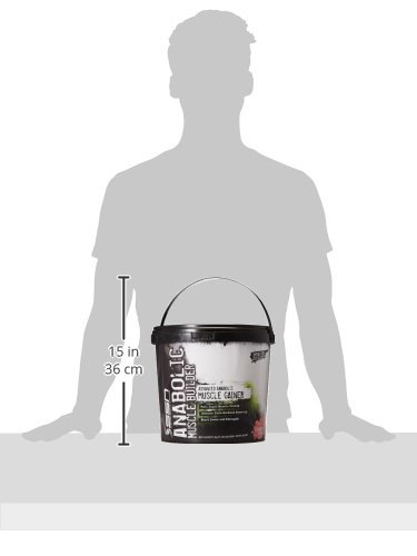SSN Anabolic Muscle Builder (5Kg, Strawberry)