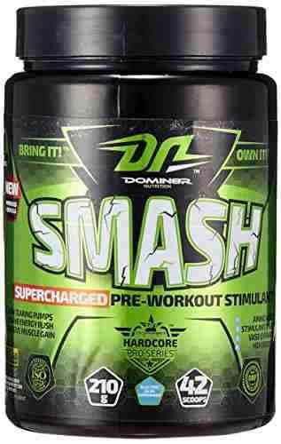 DN Smash Proteins (210gm, Lemon)
