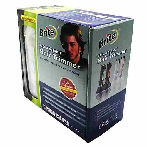Brite BHT-910 Trimmer (With Dock)