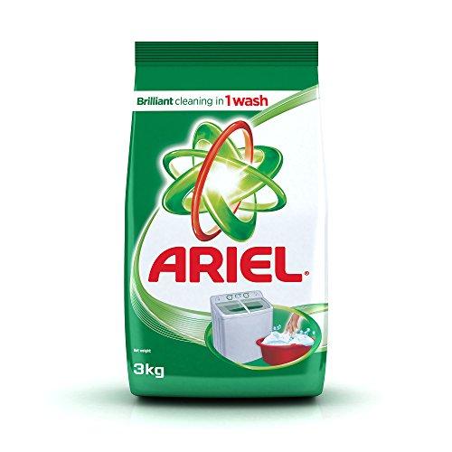 Ariel Washing Detergent Powder, 3 KG