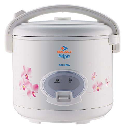Bajaj RCX28 Dx 2.8 Litre Electric Rice Cooker