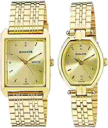 Sonata 70078083YM02 Analog Watch (70078083YM02)