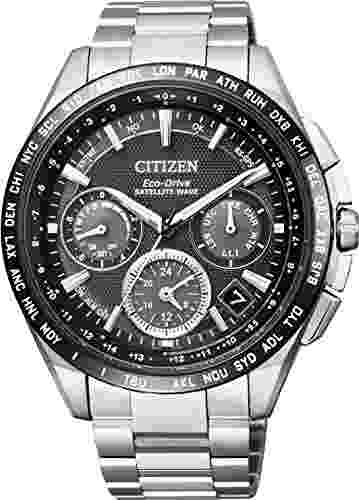 Citizen CC9015-54E Citien Eco-Drive Analog Men's Watch (CC9015-54E)
