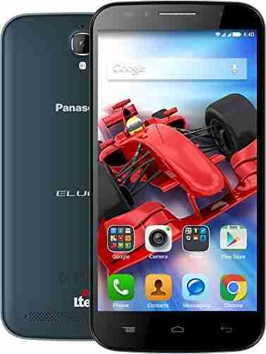 Panasonic Eluga Icon Slate 16GB Gold Mobile