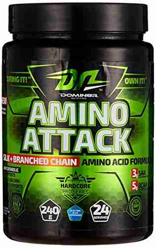 DN Amino Attack Proteins (240gm, Lemon)