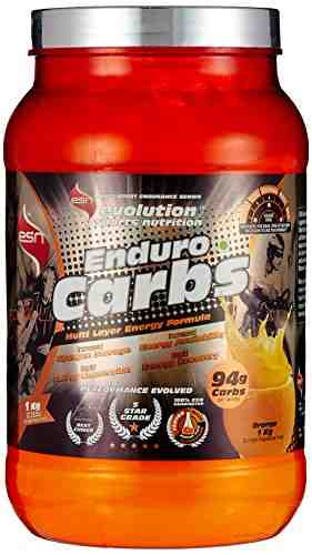 ESN Enduro Carbs Protein (1Kg, Orange)