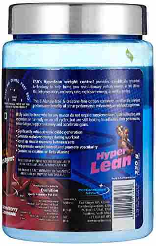 ESN Hyper Lean (220gm, Strawberry)