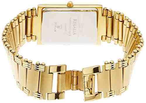 Titan 12342163YM01T Analog Watch