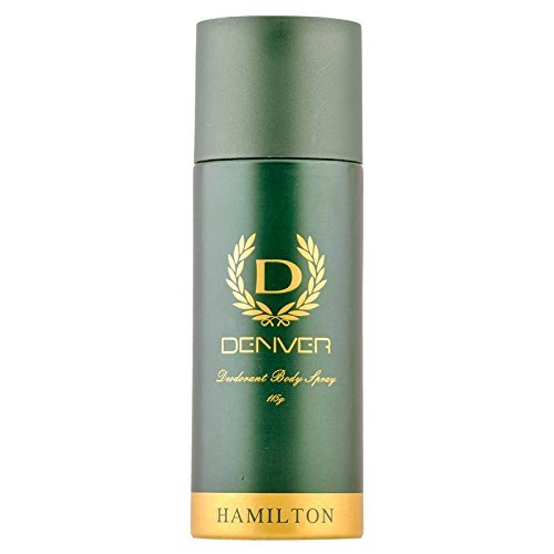Denver Hamilton Deodorant Spray For Men - 165 ml
