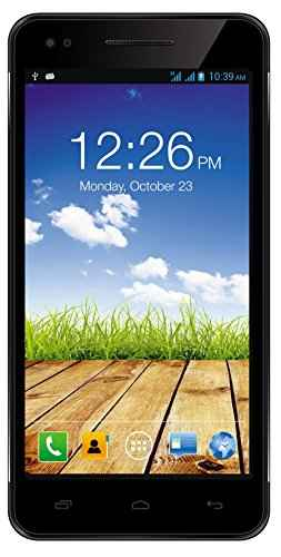 Micromax Canvas Hue 2 A316 16GB Black Mobile