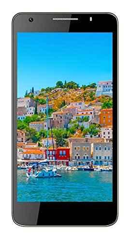 Intex Cloud M6 8GB Black Mobile