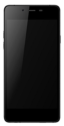 Micromax Canvas Sliver 5 Q450 16GB Black Mobile